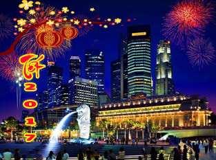 Du lịch Singapore 4 ngày giá tốt tết âm lịch 2017 từ Hà Nội