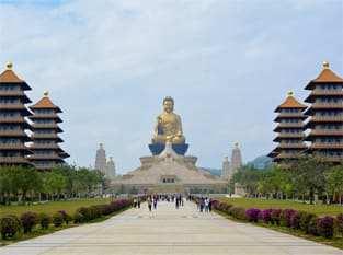 Du lịch Đài Loan 5 ngày ngắm hoa anh đào giá tốt 2018 từ Hà Nội