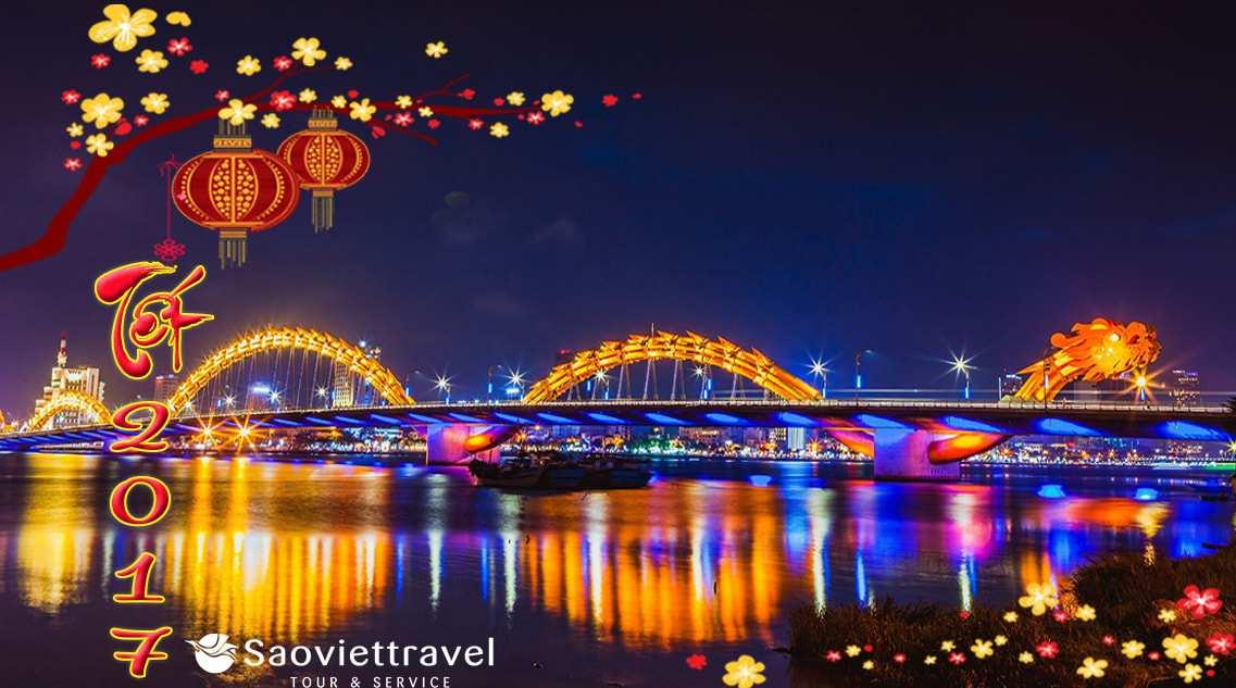 Du lịch Đà Nẵng tết Đinh Dậu 2017 khởi hành từ TP.HCM