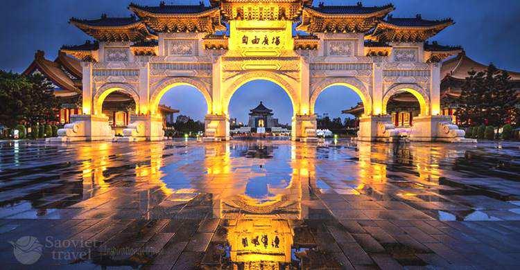 Du lịch Đài Loan – Đài Bắc – Đài Trung- Cao Hùng giá tốt 2018 khởi hành từ Sài Gòn