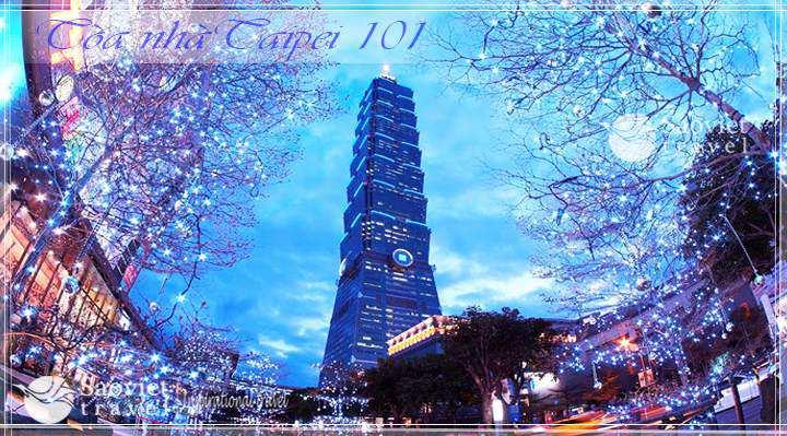 Du lịch Đài Loan 5 Ngày 4 đêm giá tốt từ Hà Nội