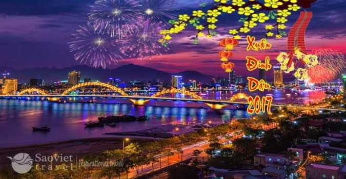 Du Lịch Đà Nẵng 3 ngày tết Âm lịch Đinh Dậu 2017 từ Sài Gòn
