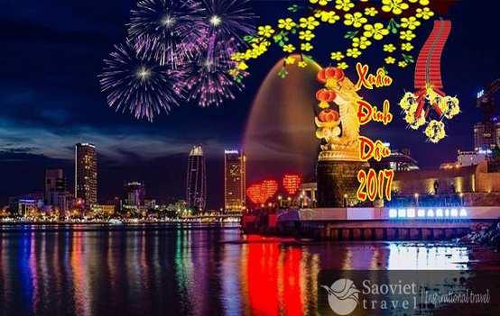 Du Lịch Đà Nẵng tết Đinh Dậu 2017 – Phong Nha 5 ngày Giá tốt