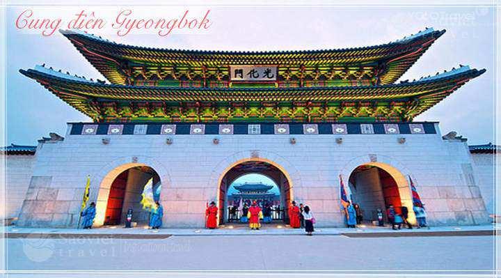 Du lịch Hàn Quốc tết nguyên đán 2017 giá tốt