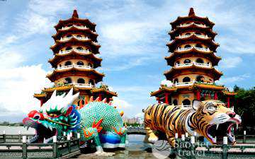 Du lịch Đài Loan Đài Bắc – Đài Trung – Đài Nam giá tốt 2018