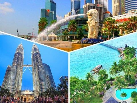 Du lịch 2020 – Singapore – Indonesia – Malaysia 6 ngày giá tốt từ Hà Nội