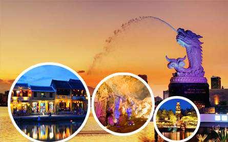 Du lịch Miền Trung – Đà Nẵng – Hội An – Huế – Động Thiên Đường giá tiết kiệm 2018