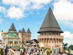 Du lịch Miền Trung – Đà Nẵng – Hội An – Huế – Động Thiên Đường giá tiết kiệm 2019
