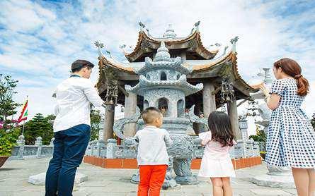 Du lịch hè 2019 – Đà Nẵng – Bà Nà – Hội An – Huế – 4 ngày giá tốt từ Sài Gòn