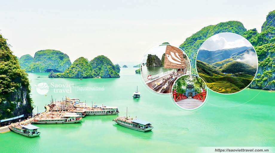 Du lịch 2 miền Trung – Bắc giá tốt dịp tết 2018 từ Sài Gòn