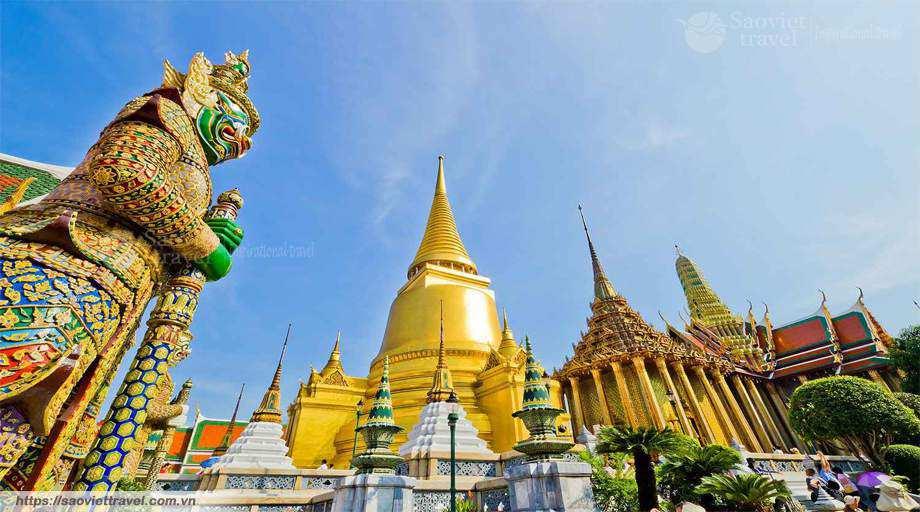 Du Lịch Thái Lan Bangkok – Pattaya giá tốt 2017 từ Hà Nội