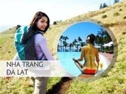 Du Lịch Nha Trang – Đà Lạt 5 Ngày 4 Đêm giá tốt từ TP.HCM