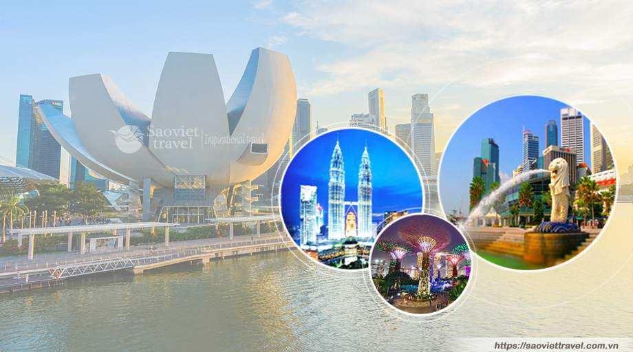 Tour Du lịch Sing – Malay – Indo 6 ngày khởi từ Tp.HCM giá tốt 2018 – CT ĐẶC SẮC
