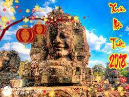 Du Lịch Campuchia tết Mậu Tuất 2018 giá tốt khởi hành từ TP.HCM