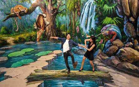 Du lịch Thái Lan Bangkok – Pattaya – Buffet 86 Tầng – Bảo Tàng 3D từ Sài Gòn giá tốt 2018