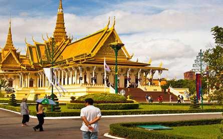 Du lịch Campuchia 4 ngày Siêm Riệp – Phnompenh từ Sài Gòn giá tốt 2018
