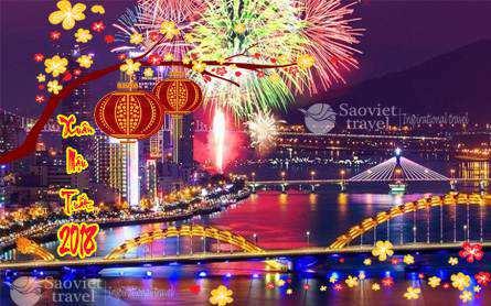 Du lịch Đà Nẵng 5 ngày tết 2018 Giá tốt khởi hành từ Sài Gòn