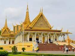 Du lịch Campuchia 4 ngày Siêm Riệp – Phnompenh từ Sài Gòn giá tốt 2020