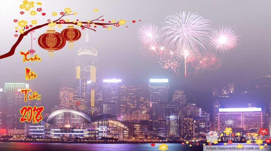 Du lịch Hồng Kông – Thẩm Quyến – Quảng Châu 5 ngày tết nguyên đán 2018