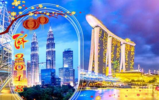 Tour 2 nước Singapore – Malaysia tết âm lịch giá tốt từ Sài Gòn – KS 4 SAO