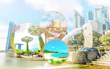 Du lịch Singapore Indonesia Malaysia dịp hè 2019 giá tốt từ Sài Gòn – TOUR CAO CẤP