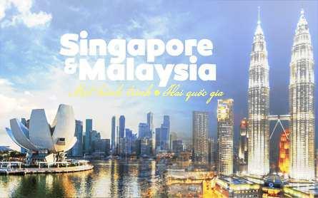 Du lịch Singapore Malaysia 6 ngày 5 đêm 2018 giá tốt từ Sài Gòn – Tour Cao Cấp