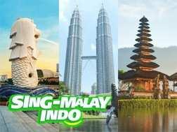 Du lịch Singapore Indonesia Malaysia 6 ngày 5 đêm giá tốt từ Sài Gòn – TOUR CAO CẤP