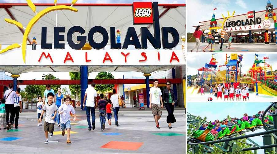 Tour Singapore Malaysia 5 ngày hè 2019 khởi hành từ Sài Gòn – Công viên Legoland
