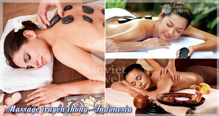 Du lịch Indonesia Massage truyền thống của Indonesia
