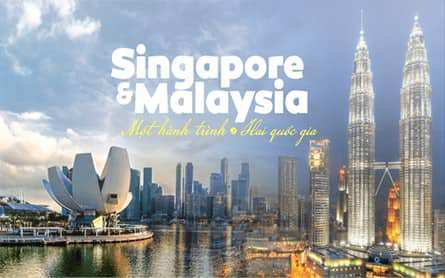 Tour Singapore Malaysia 5 ngày khởi hành từ Sài Gòn – Công viên Legoland
