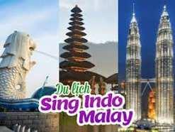 Du lịch Sing – Malay – Indo 6 ngày giá tốt chào thu 2019 từ Sài Gòn