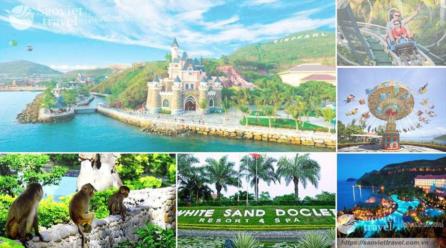 Tour Du Lịch Nha Trang – Đà Lạt 5 ngày 4 đêm giá tốt khởi hành từ TP.HCM