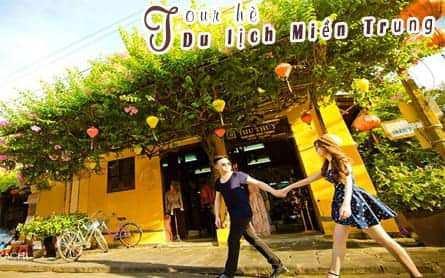 Du lịch Đà Nẵng 4 Ngày giá tốt dịp hè 2018 khởi hành từ Tp.Hà Nội