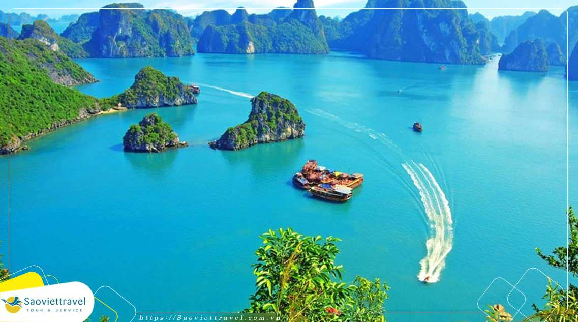 Du lịch Hà Nội – Ha Long – Tuần Châu 3 Ngày 2 Đêm giá tốt nhất