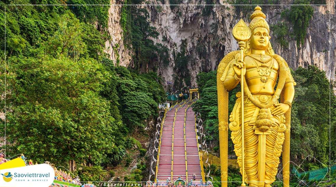 Du lịch Malaysia 3 Ngày 2 Đêm giá tốt từ Sài Gòn