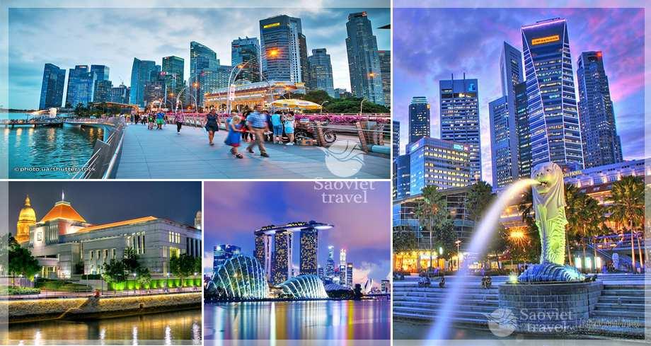Du lịch Singapore giá tốt