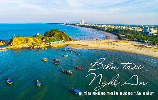 Du lịch Biển Cửa Lò – Quê Bác 3 Ngày 2 đêm từ Hà Nội ( Tour đoàn riêng )