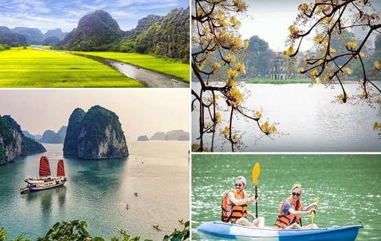 Du lịch Hà  Nội – Hạ Long – Bái Đính – Tràng An 4 Ngày 3 Đêm giá tốt