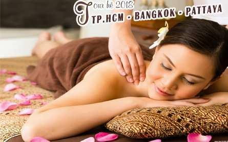Tour Du lịch Hè Thái Lan Bangkok Pattaya giá tốt 2018 từ TP.HCM