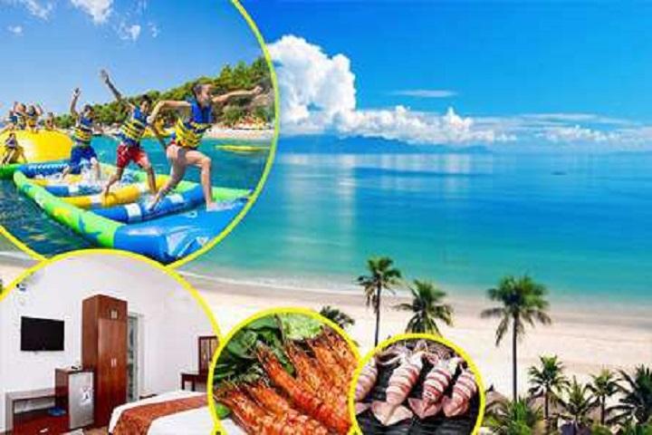 Du lịch Nha Trang du ngoạn 3 đảo giá tiết kiệm 2020 khởi hành từ Sài Gòn