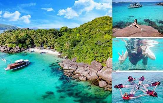 Du lịch Phú Quốc 3 ngày 2 đêm giá tốt dịp hè từ Hà Nội