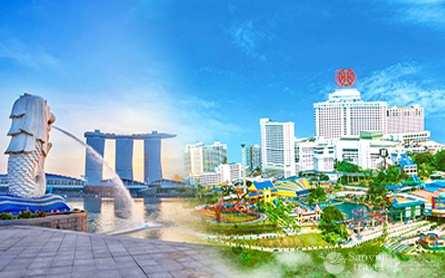 Du lịch Singapore – Malaysia 5 ngày dịp hè 2018 giá tốt từ Sài Gòn