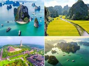 Du lịch Hà Nội – Hạ Long – Bái Đính – Tràng An 4 Ngày 3 Đêm giá tốt từ TP.HCM