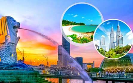 Tour hè 2019 Singapore Malaysia 5 ngày 4 đêm 2019 giá tốt từ Sài Gòn – TOUR CAO CẤP BAY VN
