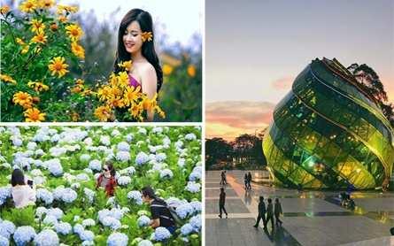 Du lịch Đà Lạt 3 ngày 2 đêm Khởi hành từ TP.HCM giá tốt 2020
