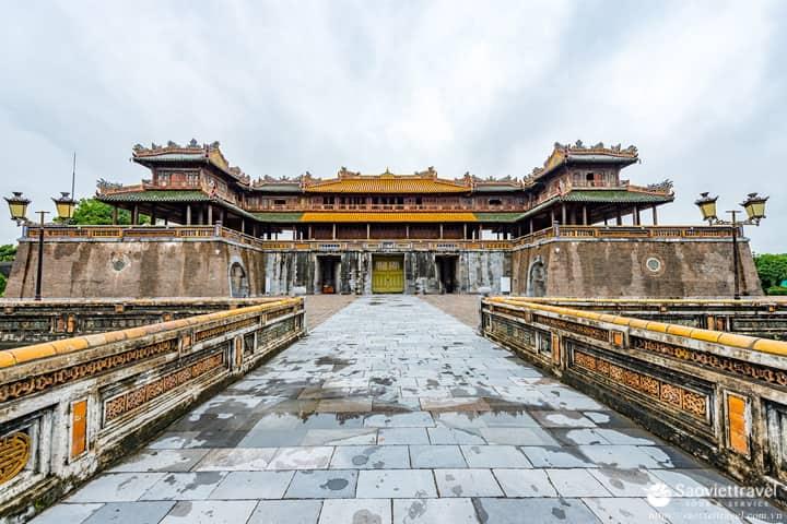 Du lịch Đà Nẵng – Bà Nà – Hội An – Huế – Động Phong Nha 5 ngày từ Sài Gòn