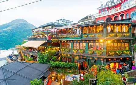 Du Lịch Đài Loan Đài Bắc – Đài Trung – Gia Nghĩa – A Lý Sơn giá ưu đãi từ Tp.HCM