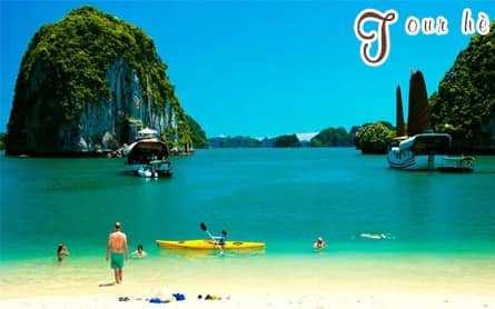 Du lịch Hạ Long – Cát Bà – Đảo Khỉ 3 ngày 2 đêm dịp hè giá tốt 2018