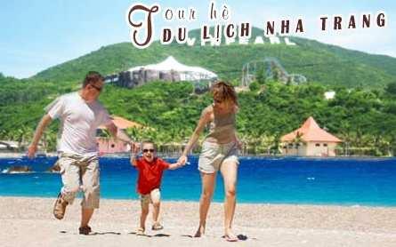 Du lịch hè Nha Trang – Dốc Lết – Vinpearland giá tốt từ Sài Gòn 2018
