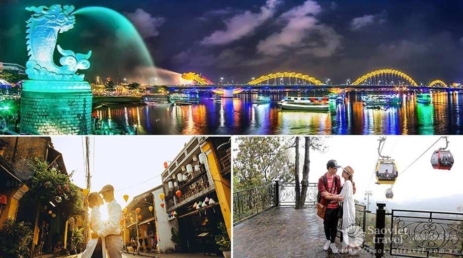 Tour Du lịch Miền Trung – Đà Nẵng – Bà Nà – Cù Lao Chàm giá tốt hè 2018